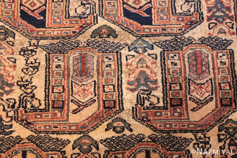 antique persian malayer runner rug 50499 design Nazmiyal