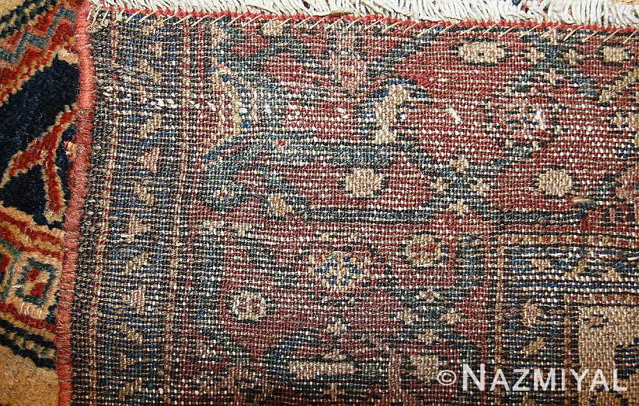antique persian malayer runner rug 50499 weave Nazmiyal