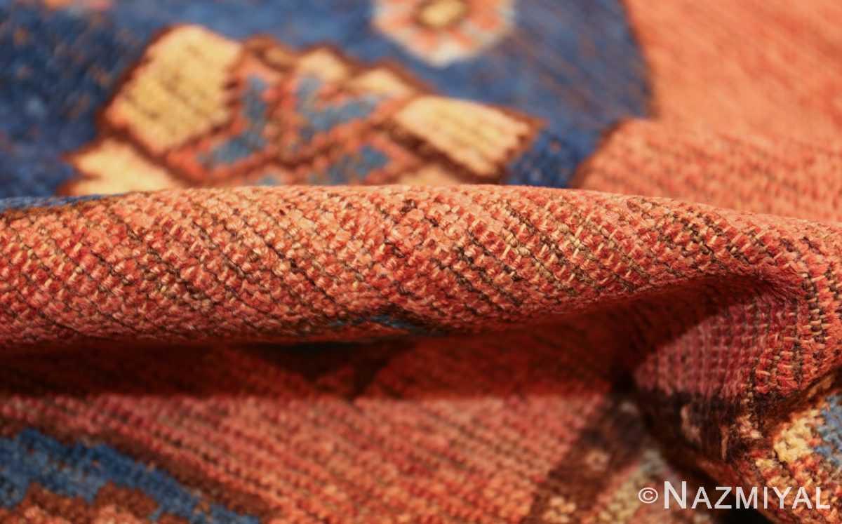 early 18th century antique east turkestan khotan rug 50486 pile Nazmiyal