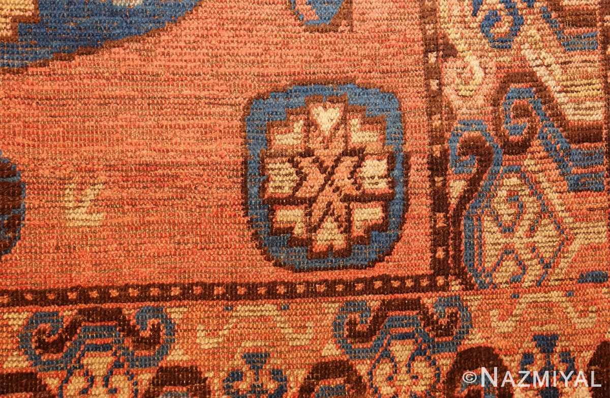 early 18th century antique east turkestan khotan rug 50486 side Nazmiyal