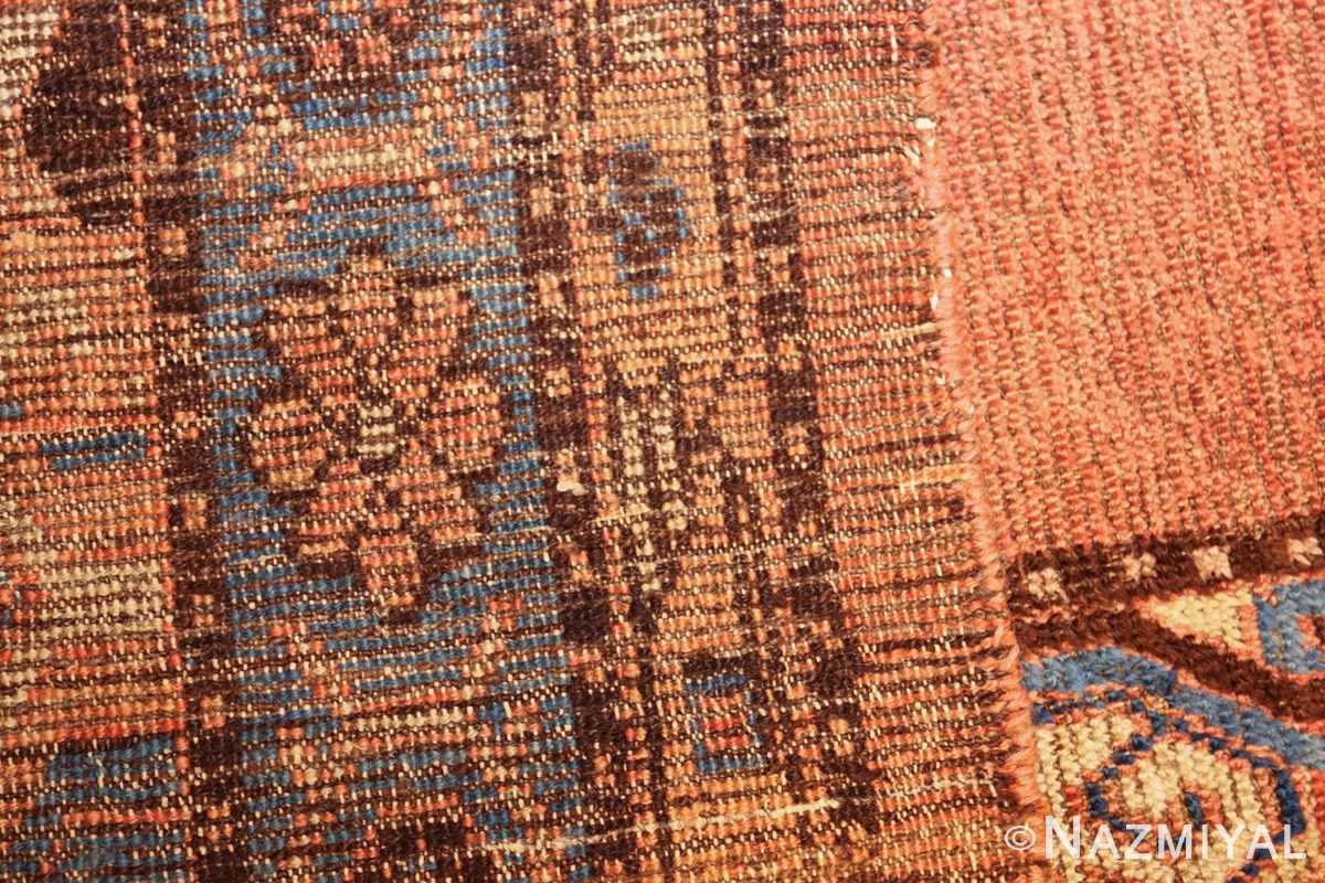 early 18th century antique east turkestan khotan rug 50486 top Nazmiyal