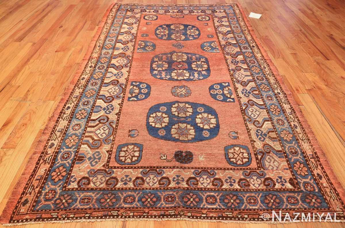early 18th century antique east turkestan khotan rug 50486 whole Nazmiyal