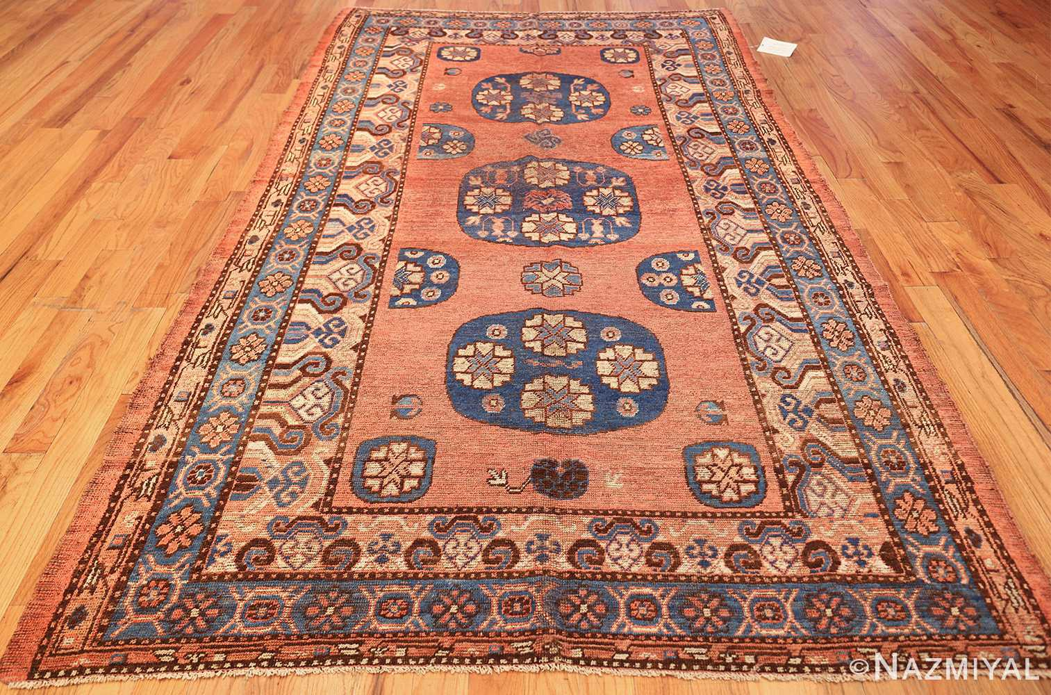 early 18th century antique east turkestan khotan rug 50486 whole Nazmiyal
