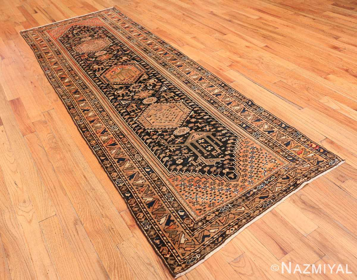 Full Vintage Persian qashqai rug 50466 by Nazmiyal