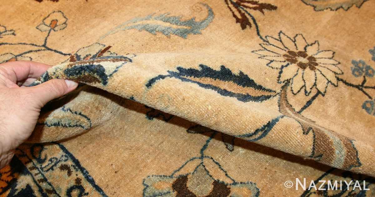 large antique persian khorassan carpet 48386 pile Nazmiyal