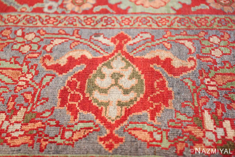 oversized antique persian sultanabad rug 48730 design Nazmiyal