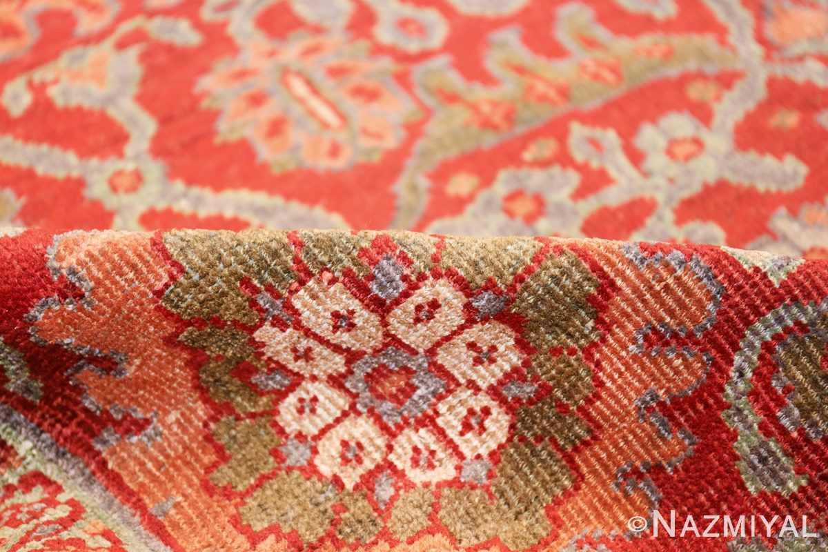 oversized antique persian sultanabad rug 48730 pile Nazmiyal
