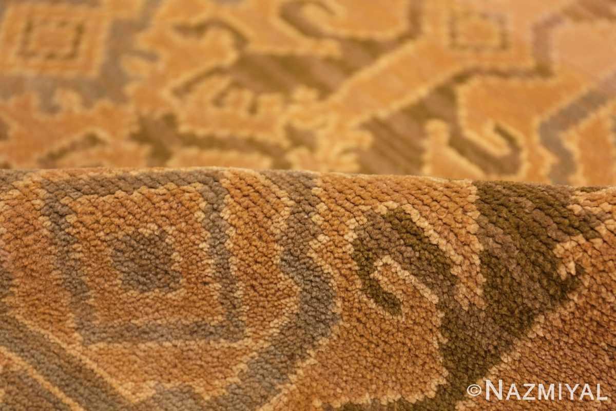 Pile Antique Spanish hallway runner rug 50472 by Nazmiyal