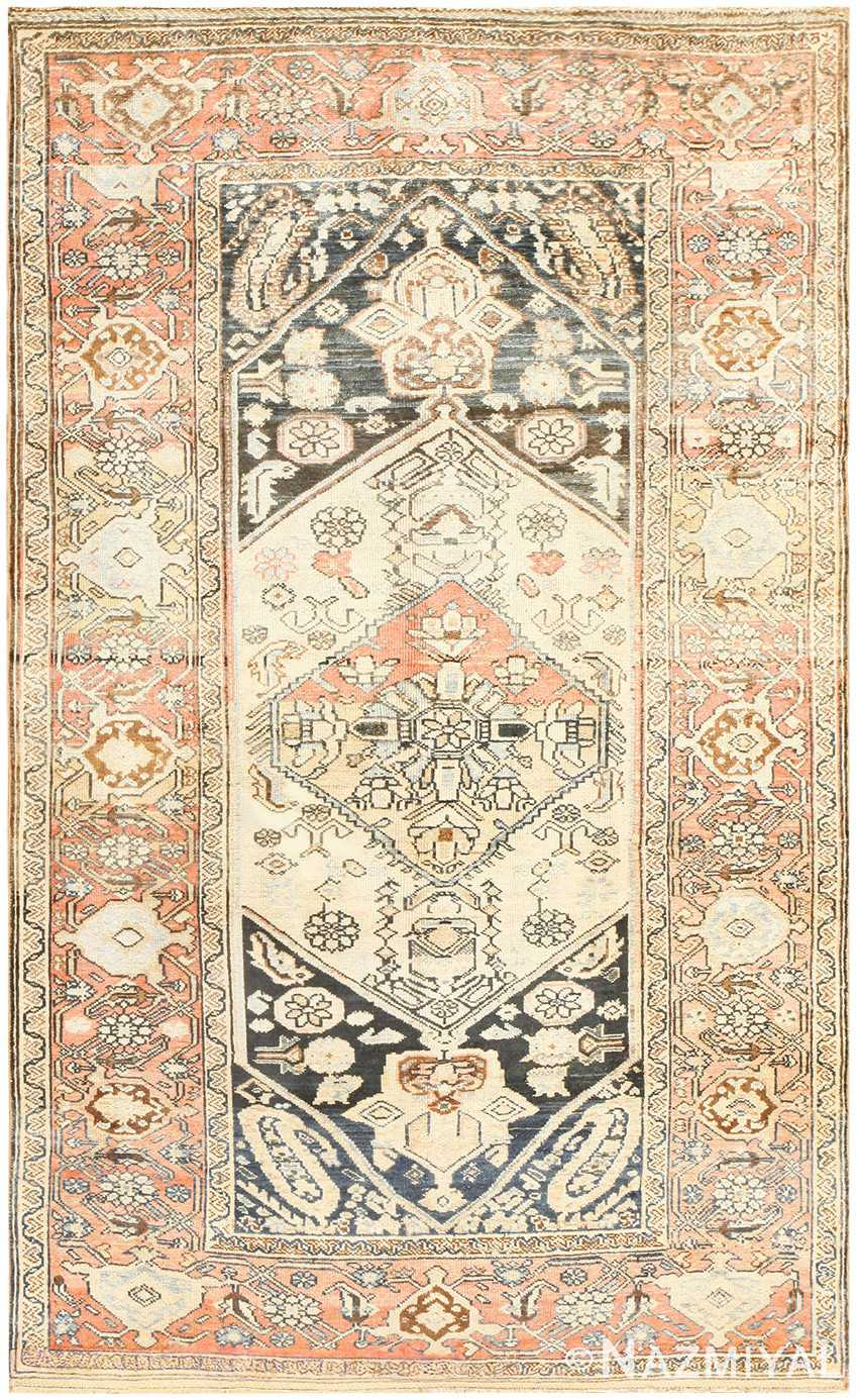 Small Antique Persian Malayer Rug 50403 Nazmiyal