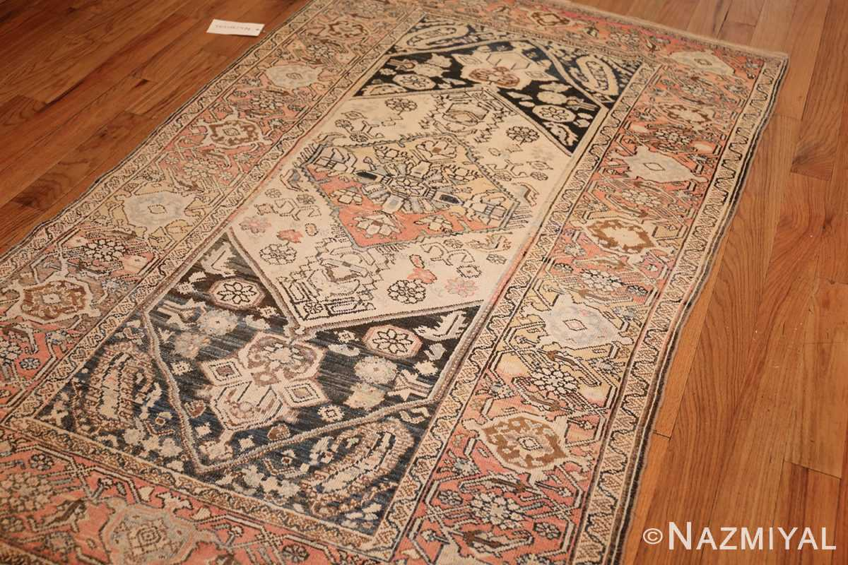 small antique persian malayer rug 50403 side Nazmiyal