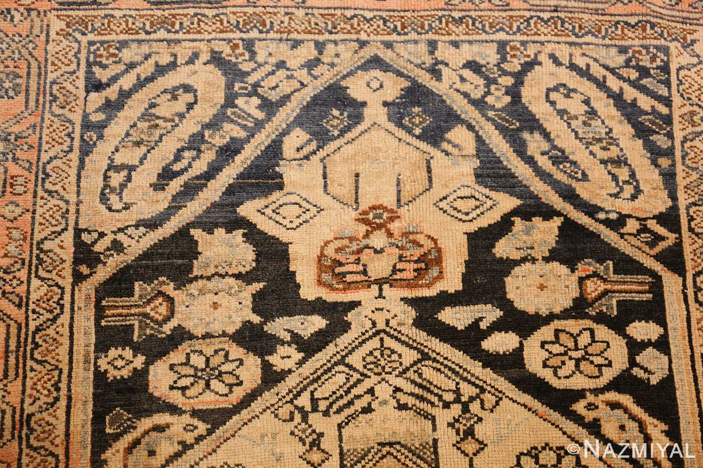 small antique persian malayer rug 50403 top Nazmiyal