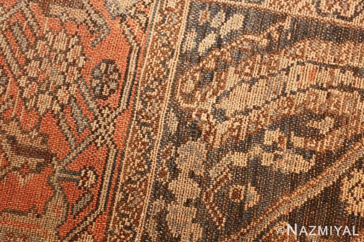 small antique persian malayer rug 50403 weave Nazmiyal