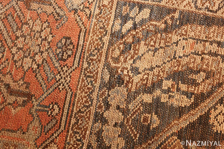 small antique persian malayer rug 50403 weave Nazmiyal