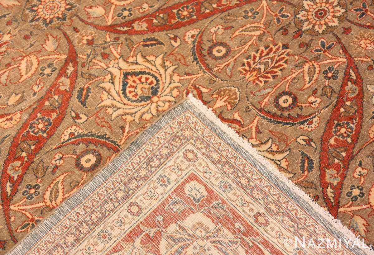 Weave Antique Persian Tabriz rug 50253 by Nazmiyal