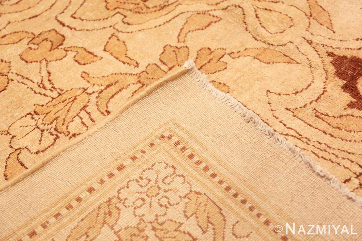 Weave Intricate Antique Indian Amritsar rug 50507 by Nazmiyal