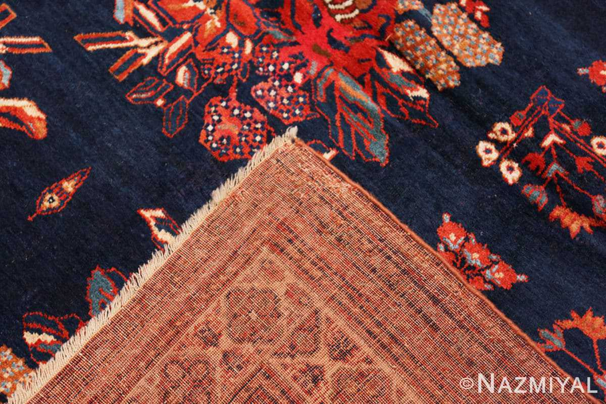 Weave Square Antique Persian Afshar rug 50397 by Nazmiyal