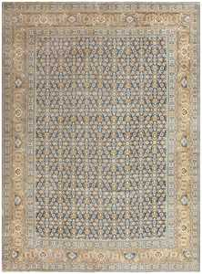 Antique Persian Tabriz Rug 50580 Detail/Large View