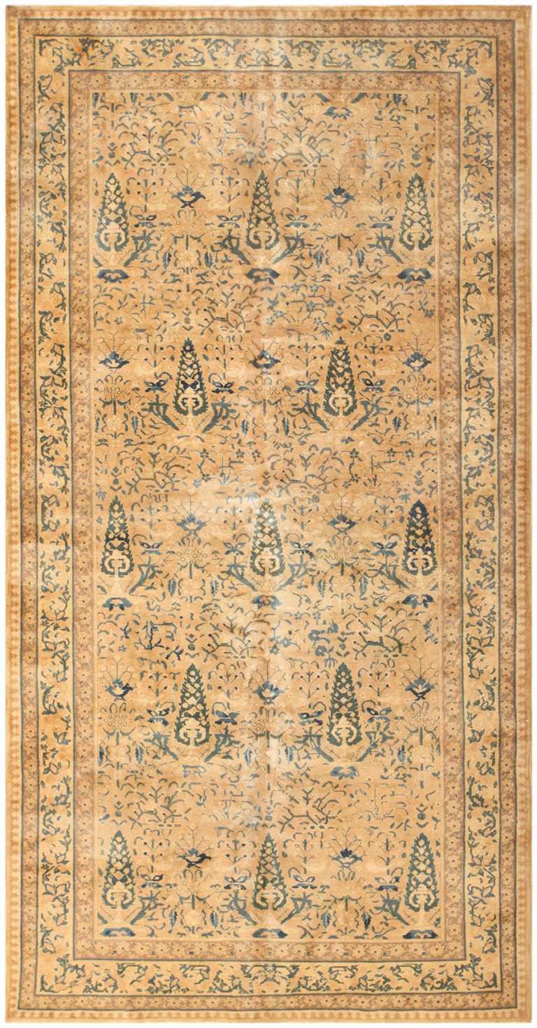 Decorative Antique Indian Shahsavan Rug 41830 Nazmiyal