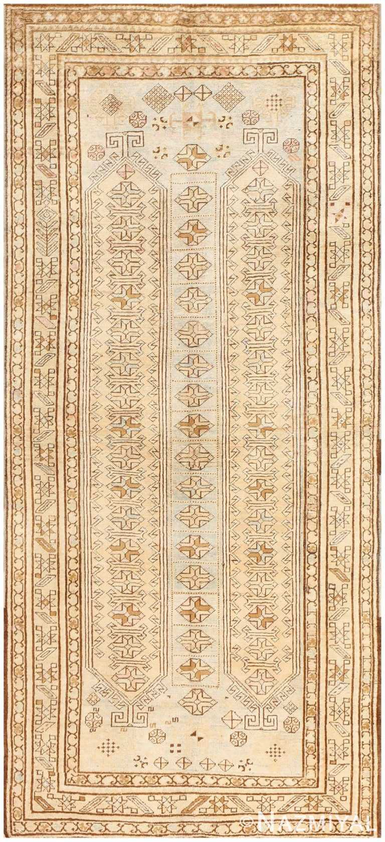 Antique Persian Malayer Rug 50543