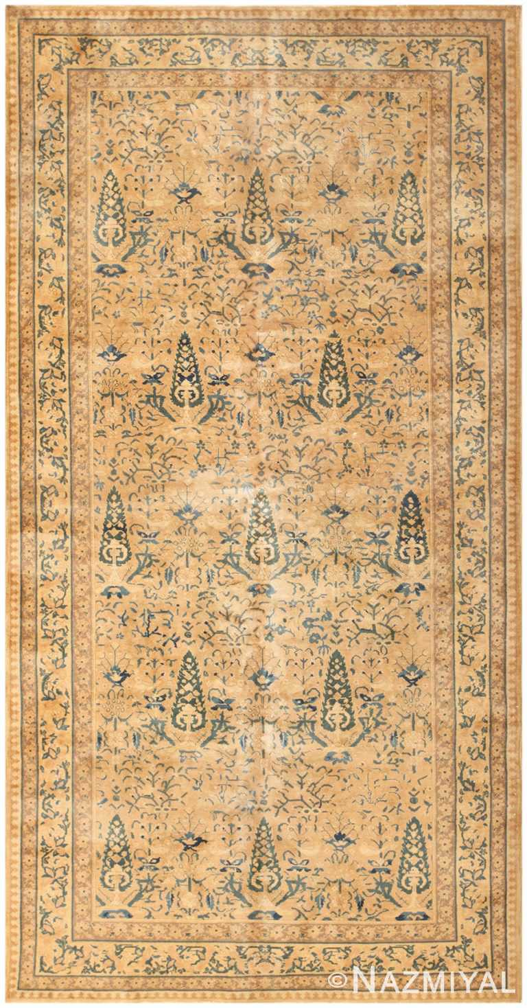 Decorative Antique Indian Shahsavan Rug 41830 Nazmiyal