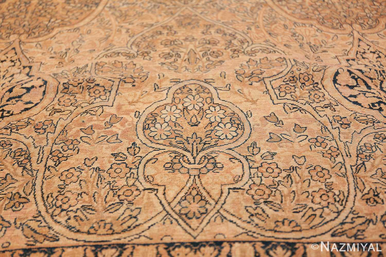 decorative large antique persian kerman rug 50584 design Nazmiyal