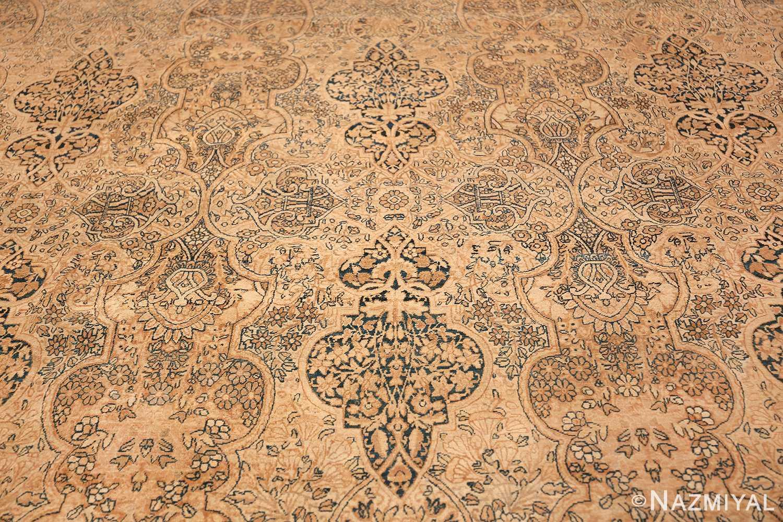 decorative large antique persian kerman rug 50584 middle Nazmiyal