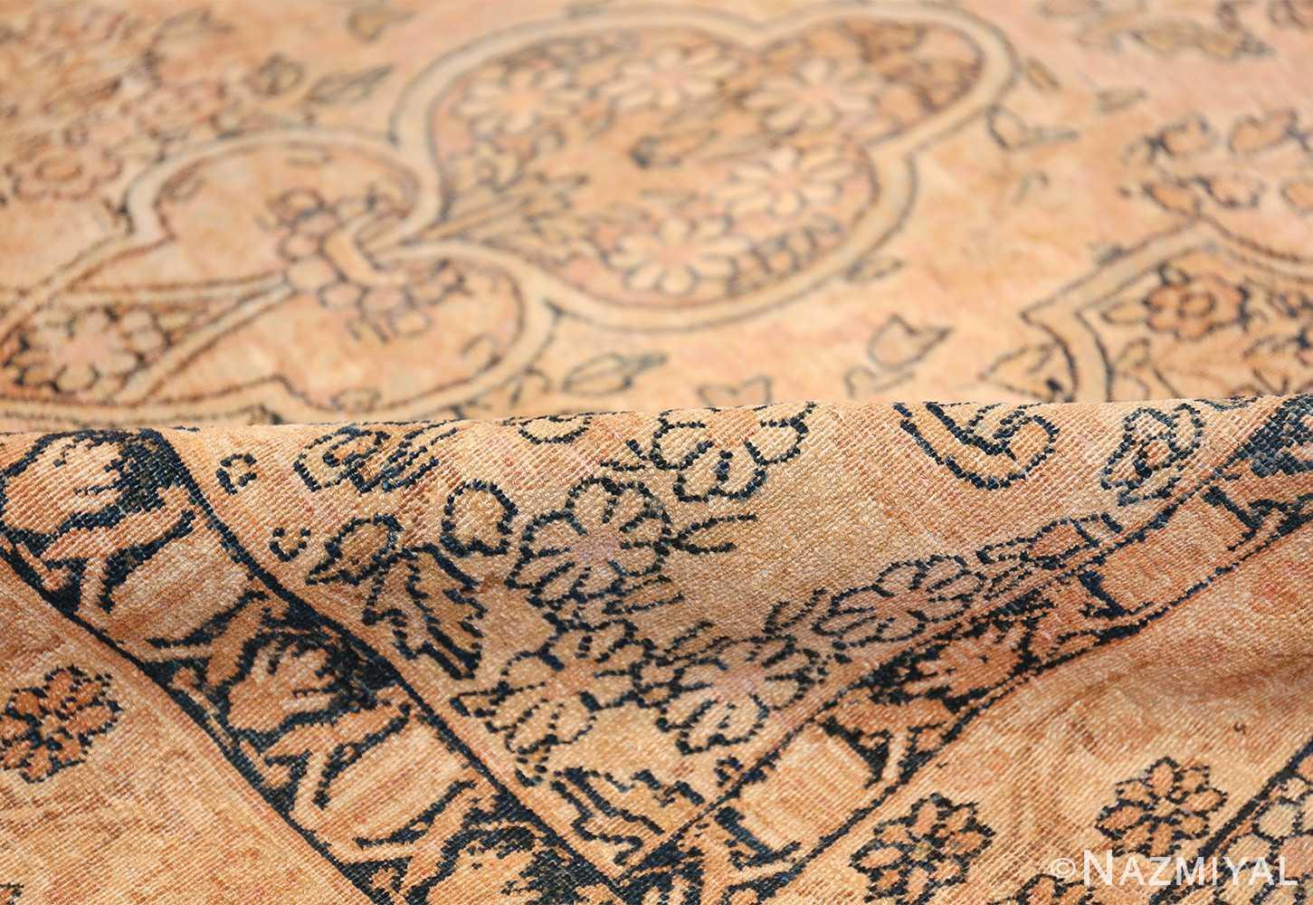 decorative large antique persian kerman rug 50584 pile Nazmiyal