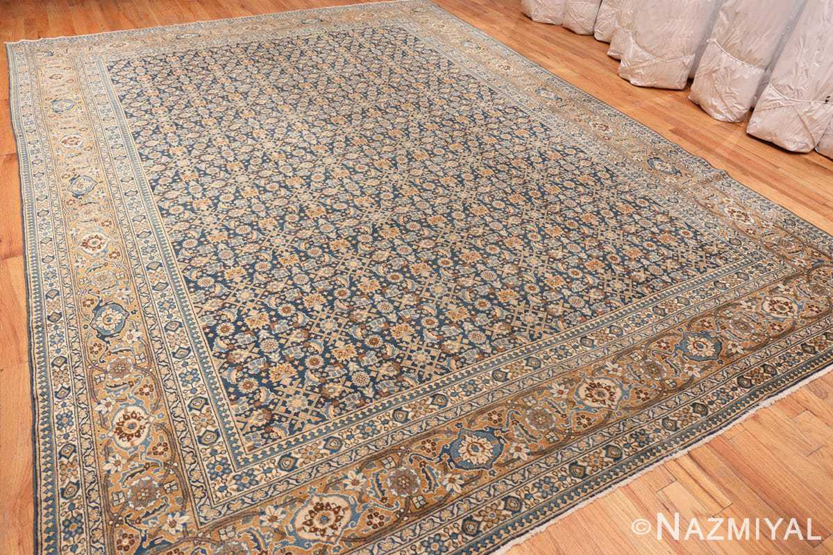 Full Room size Antique Persian Tabriz rug 50580 by Nazmiyal