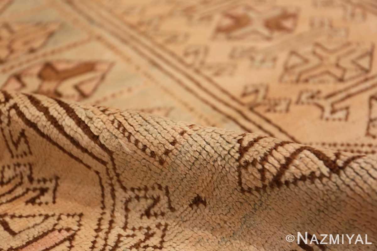 Pile Tribal Vintage Caucasian Kazak rug 50542 by Nazmiyal