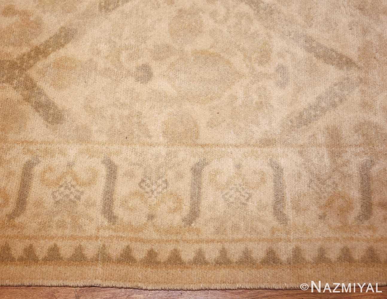 room size vintage spanish rug 50591 border Nazmiyal