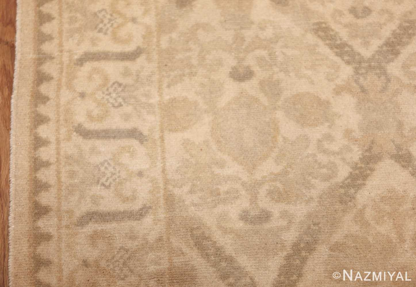 room size vintage spanish rug 50591 design Nazmiyal