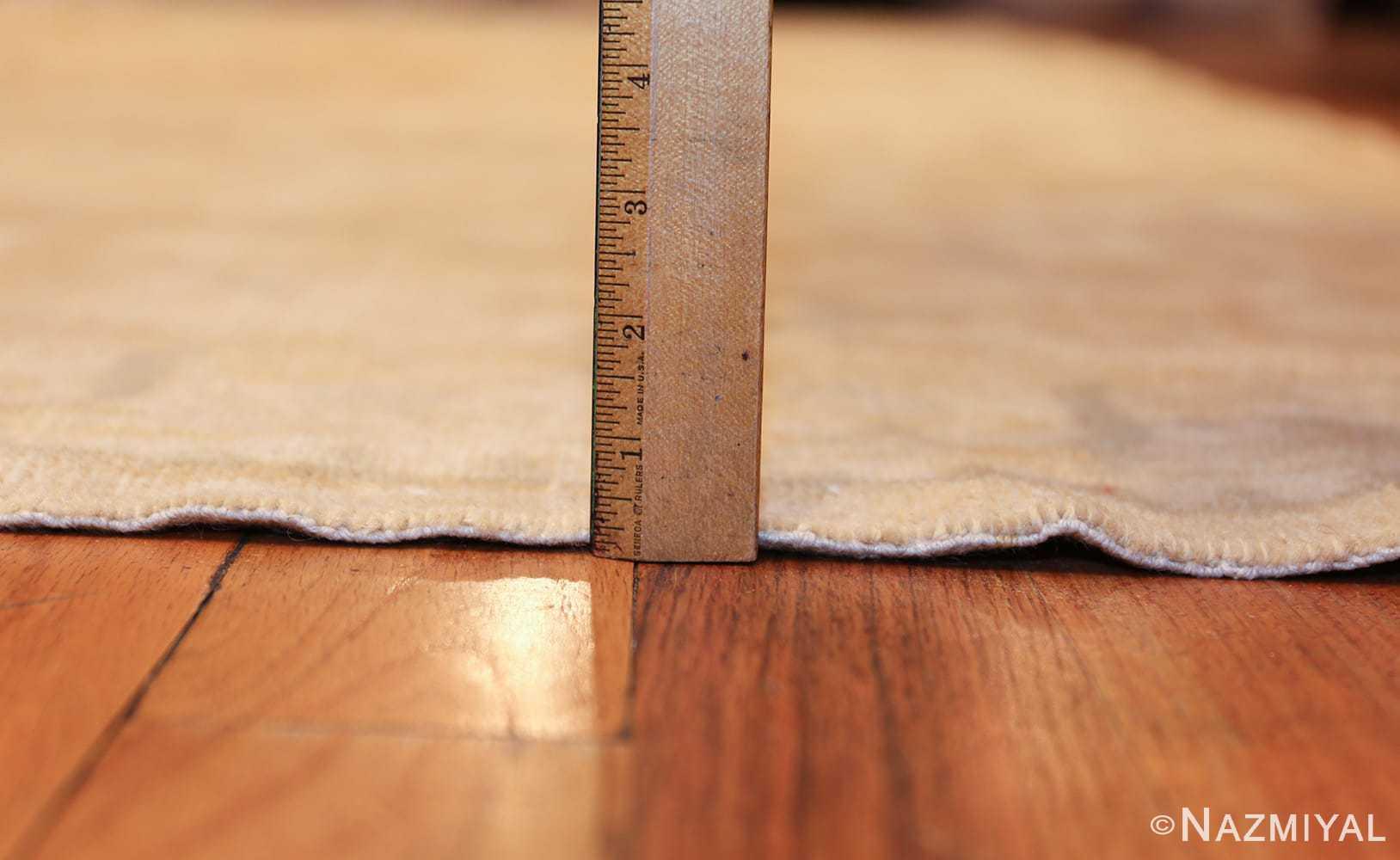 room size vintage spanish rug 50591 thickness Nazmiyal