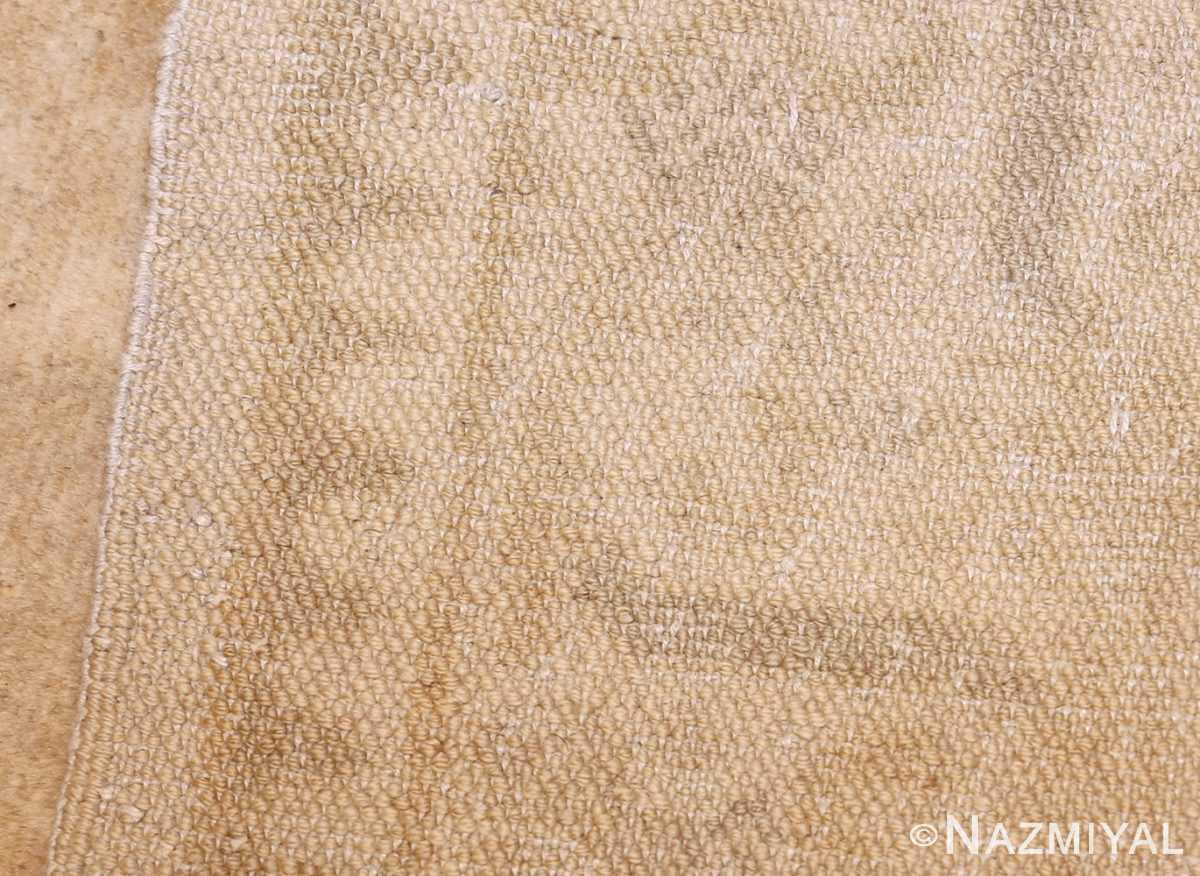 room size vintage spanish rug 50591 weave Nazmiyal