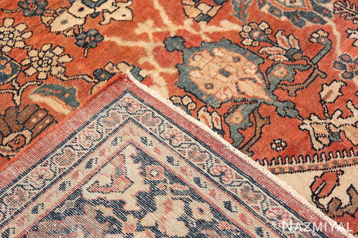 Weave Large Oversized Antique Persian Sultanabad rug 50377 by Nazmiyal