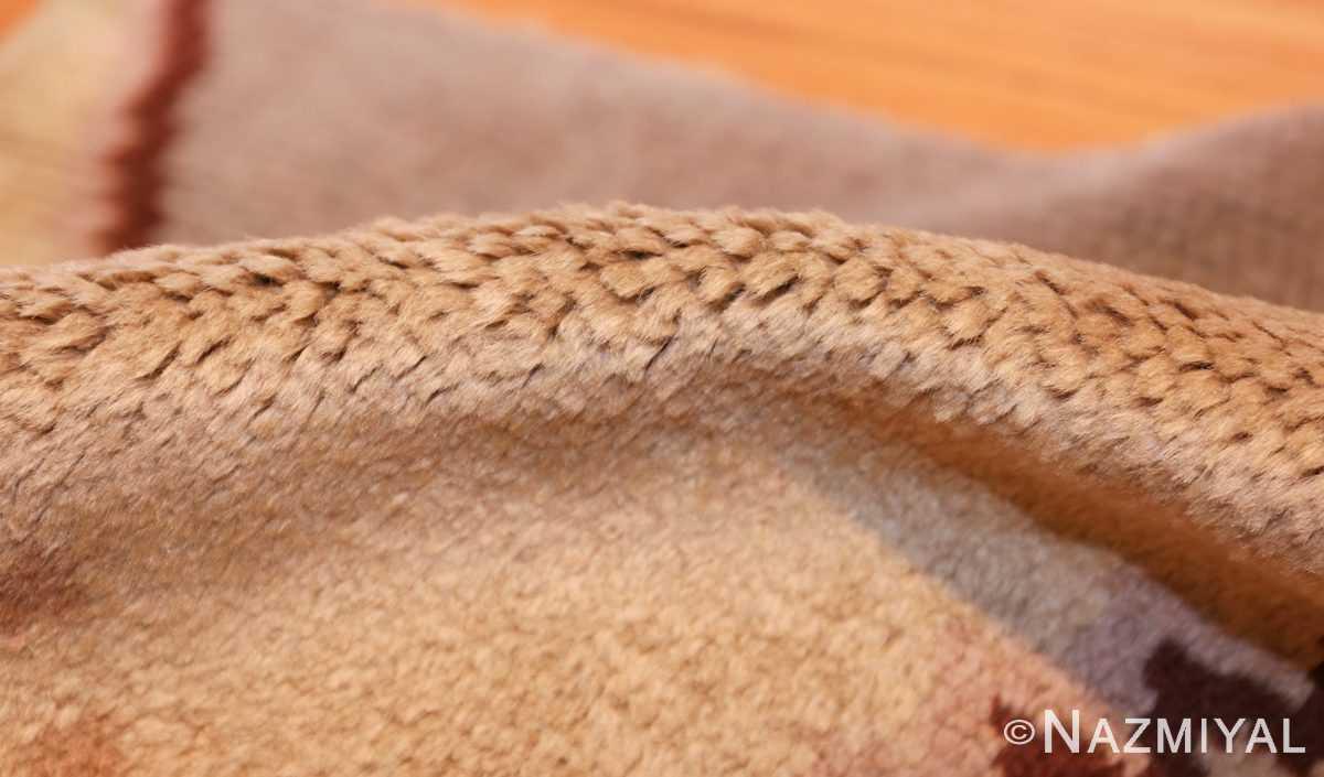 beautiful antique french art deco carpet 50551 pile Nazmiyal