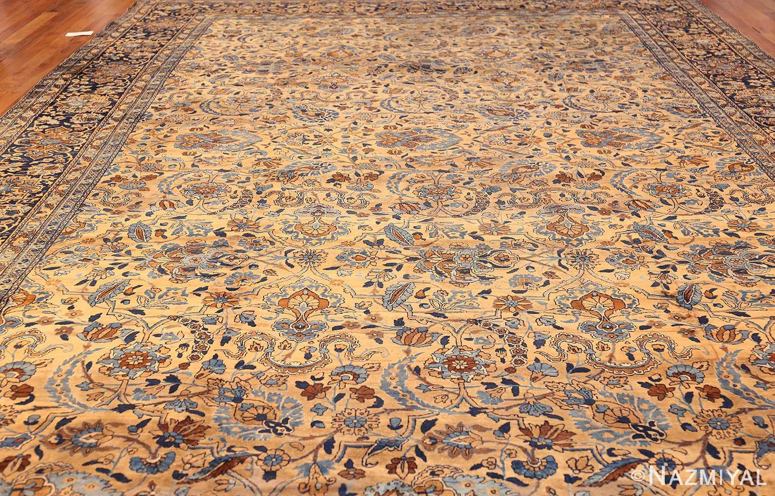 beautiful large antique persian kerman rug 50624 whole Nazmiyal