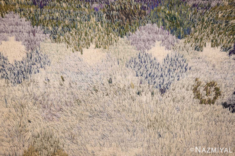 beautiful shag vintage swedish rya rug 48797 colors Nazmiyal