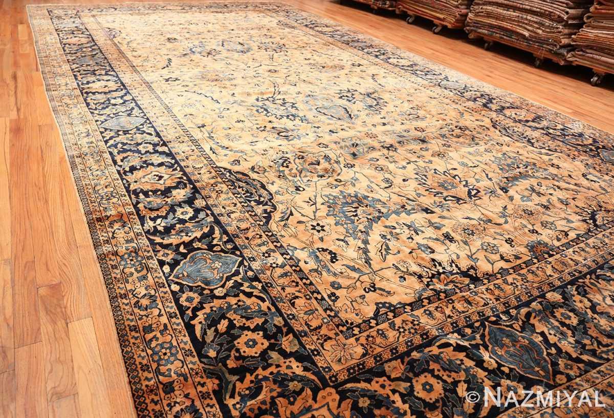 Full Oversized Antique Persian Kerman rug 50618 by Nazmiyal
