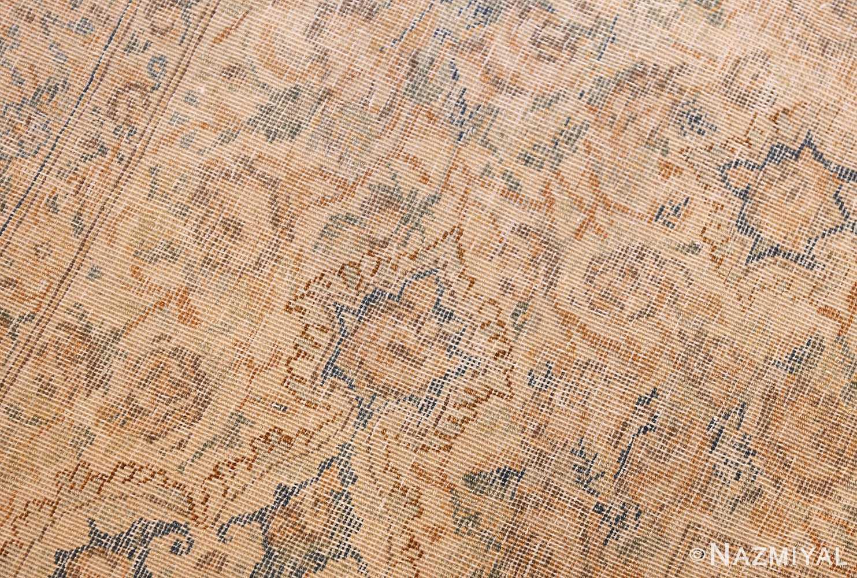 large decorative antique persian kerman rug 50622 weave Nazmiyal