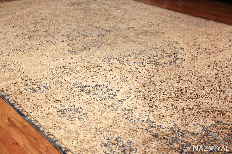 large decorative antique persian kerman rug 50622 whole Nazmiyal