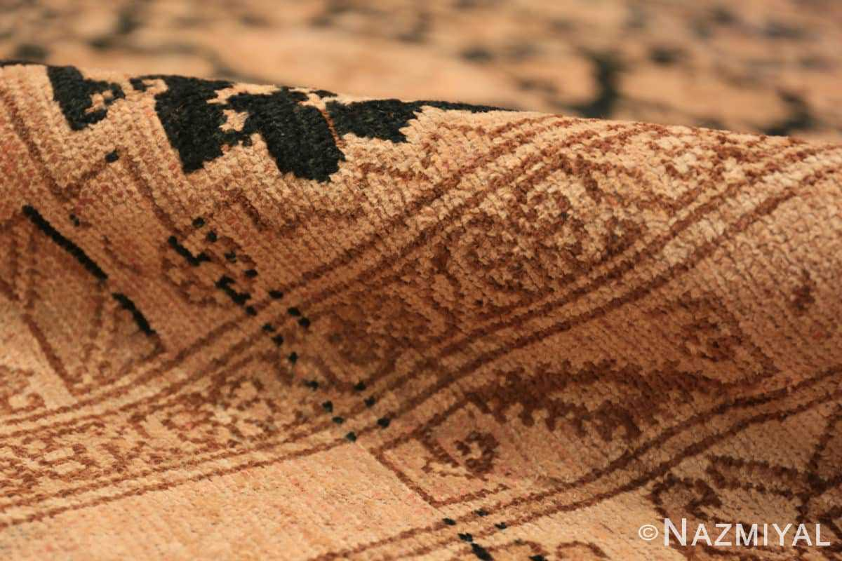 Pile Antique gallery size tribal Persian Malayer rug 50469 by Nazmiyal Antique Rugs in NYC