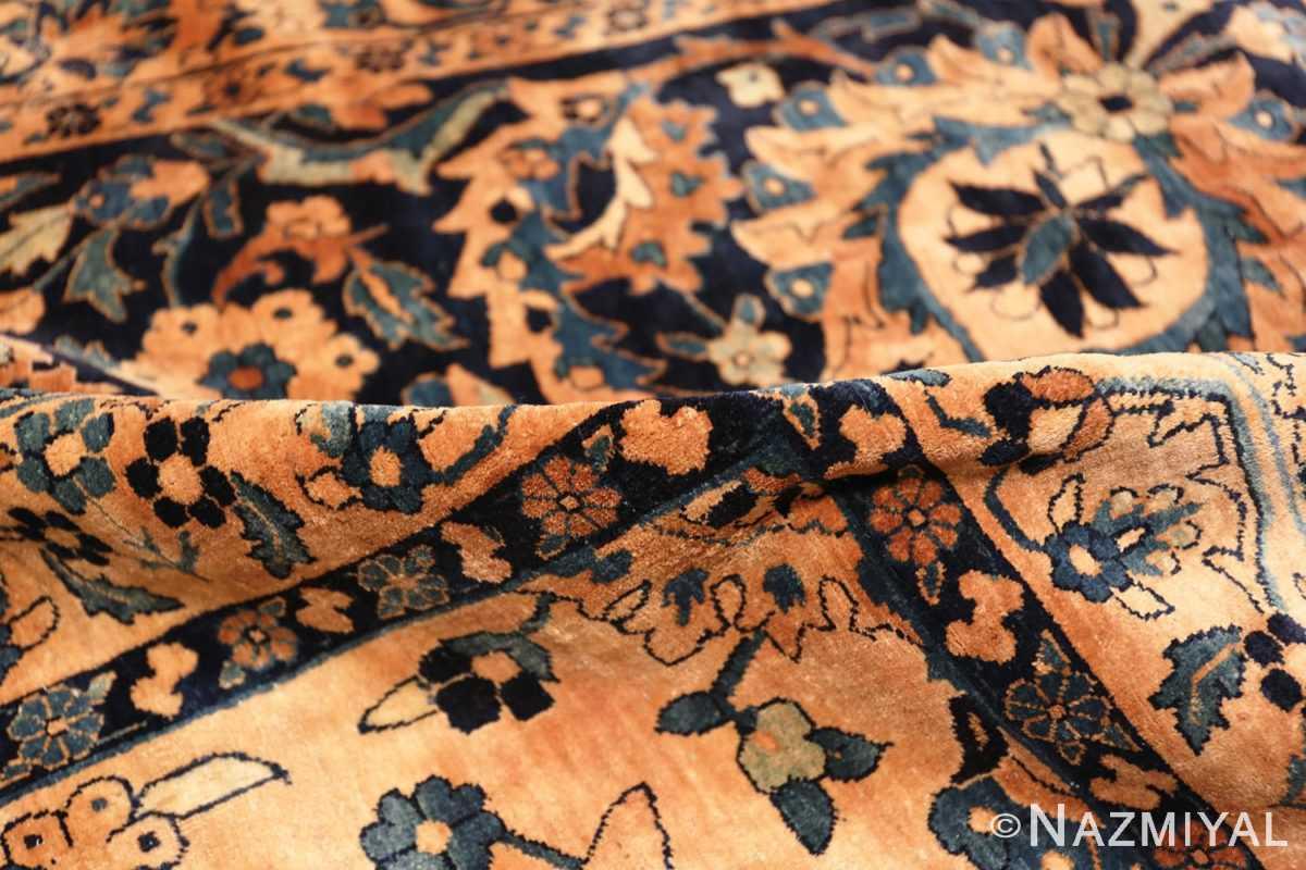 Pile Antique Persian Kerman rug 50618 by Nazmiyal