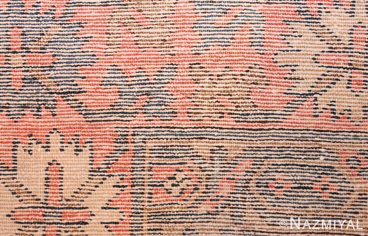 tribal gallery size persian antique serab rug 50539 weave Nazmiyal