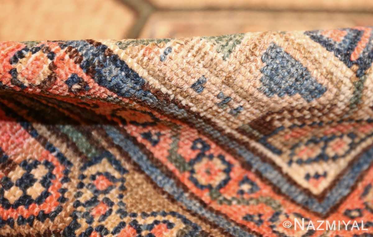 tribal gallery size persian antique serab rug pile Nazmiyal