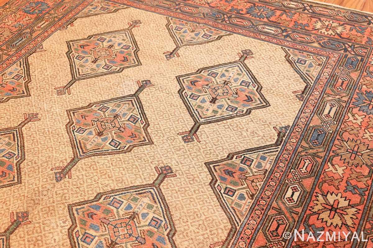 tribal gallery size persian antique serab rug top Nazmiyal