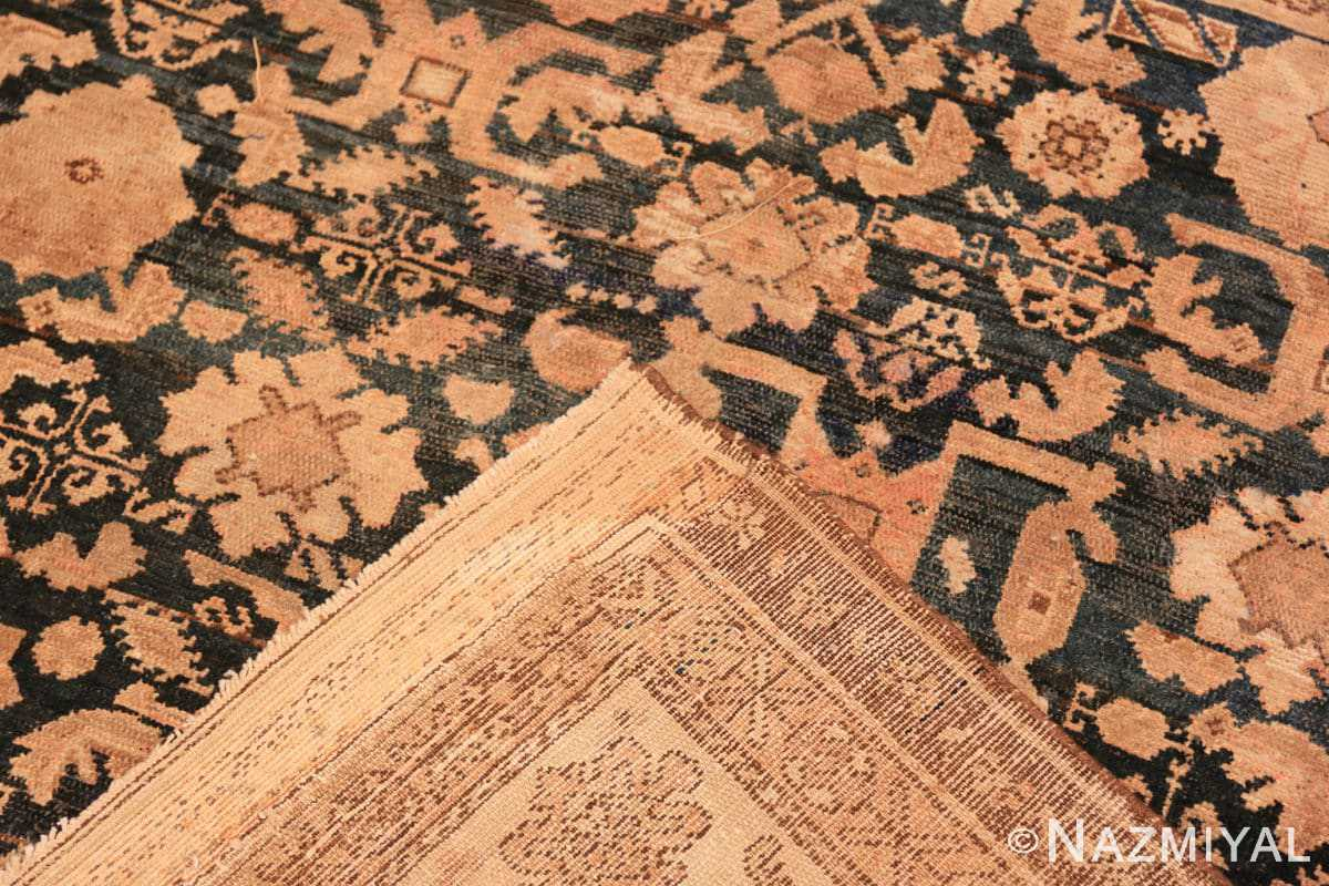 Weave Antique gallery size tribal Persian Malayer rug 50469 by Nazmiyal Antique Rugs in NYC