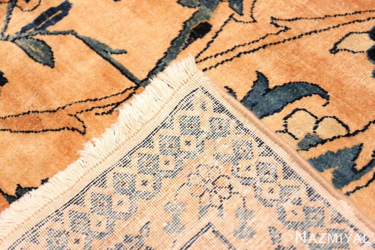 Weave Oversized Antique Persian Kerman rug 50618 by Nazmiyal