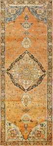 Rare Antique Gallery Size Persian Tabriz Rug 50667 Nazmiyal