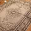 small scatter size antique persian tabriz rug 50635 lightside Nazmiyal