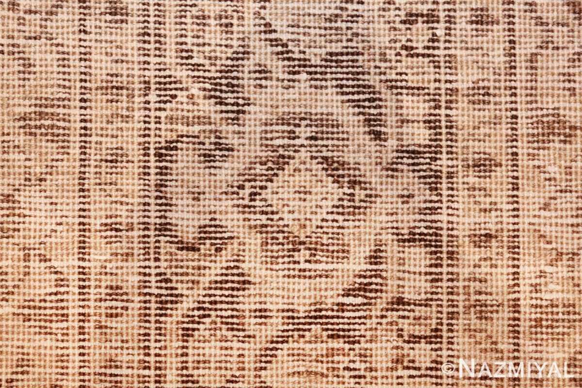 decorative antique garden design persian tabriz rug 50573 knots Nazmiyal
